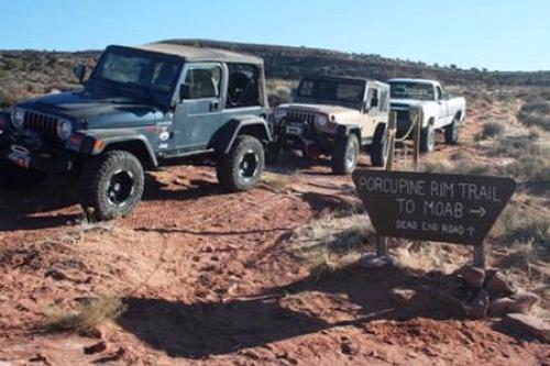 2016 Easter Jeep Safari 50th Annual Saay March 19 Wednesday April 6